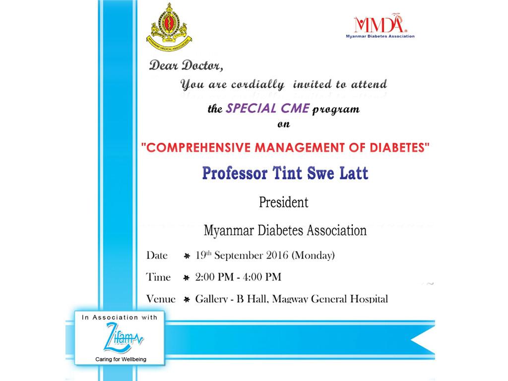 Home mmda comprehensive management of diabetes stopboris Gallery